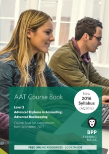 Image for AAT Advanced Bookkeeping : Course Book