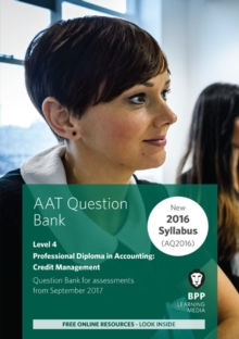Image for AAT Credit Management : Question Bank