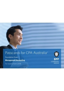 Image for CPA Management Accounting : Passcards
