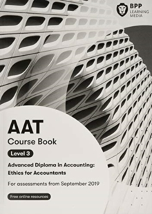Image for AAT ethics for accountants (synoptic assessment): Coursebook