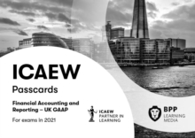 Image for ICAEW Financial Accounting and Reporting UK GAAP : Passcards