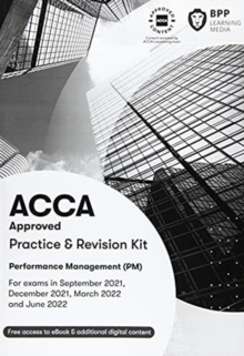 Image for ACCA performance management: Practice and revision kit