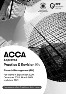 Image for ACCA financial management: Practice and revision kit