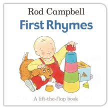 Image for First rhymes  : a lift-the-flap book