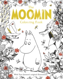 Image for The Moomin Colouring Book
