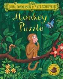 Image for Monkey puzzle