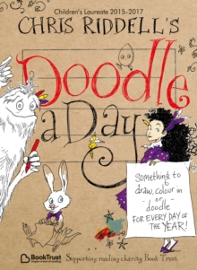 Image for Chris Riddell's Doodle-a-Day