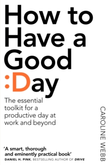Image for How to have a good day