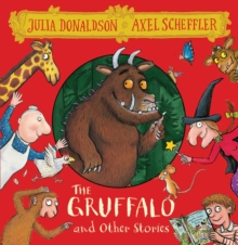 Image for The Gruffalo and Other Stories 8 CD Box Set