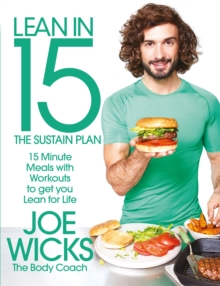 Image for Lean in 15  : the sustain plan