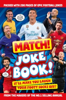 Image for Match! joke book!