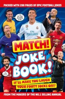 Image for Match! joke book!
