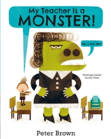 Image for My teacher is a monster! - No, I am not
