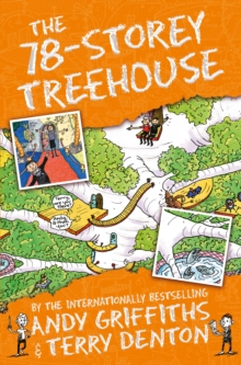 Image for The 78-storey treehouse