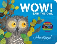 Image for Wow! said the owl  : a book about colours