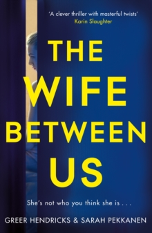 Image for The wife between us
