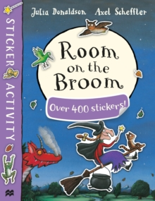 Image for Room on the Broom Sticker Book