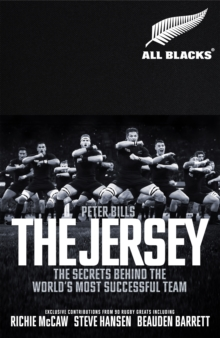 Image for The jersey  : the secrets behind the world's most successful sports team