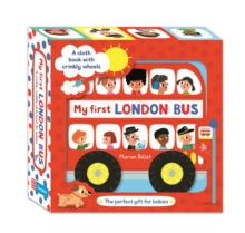 Image for My first London Bus cloth book
