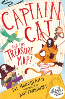 Image for Captain cat and the treasure map