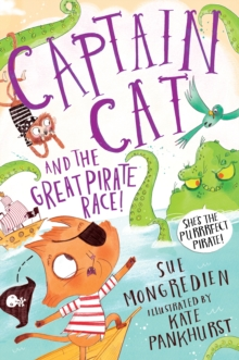 Image for Captain Cat and the great pirate race!
