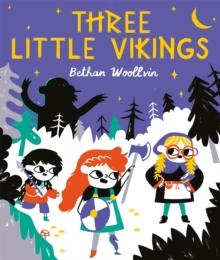 Image for Three little Vikings