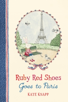 Image for Ruby Red Shoes goes to Paris