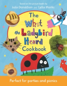 Image for What the ladybird heard cookbook