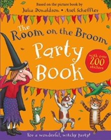 Image for The room on the broom party book