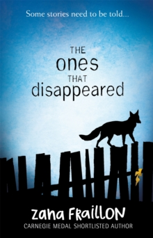 Image for The ones that disappeared