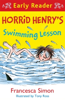 Image for Horrid Henry's swimming lesson