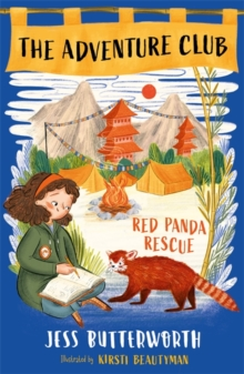 Image for Red panda rescue