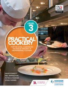 Image for Practical cookery for the level 3 advanced technical diploma in professional cookery
