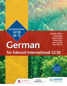 Image for Edexcel international GCSE German.: (Student book)