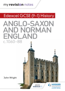 Image for Edexcel GCSE (9-1) history.: (Anglo-Saxon and Norman England, c1060-88)