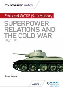 Image for Edexcel GCSE (9-1) history.: (Superpower relations and the Cold War, 1941-91)