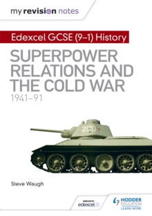 Image for Edexcel GCSE (9-1) history: Superpower relations and the Cold War, 1941-91