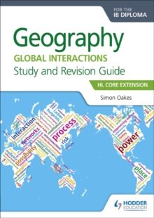 Image for Geography for the IB diploma study and revision guide  : HL core
