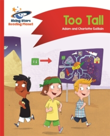 Image for Too tall