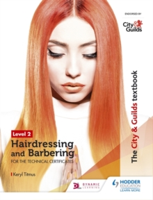 Image for Hairdressing and barbering  : for the technical certificatesLevel 2