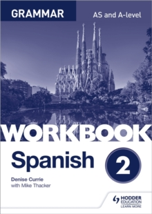 Spanish2,: Workbook - Currie, Denise