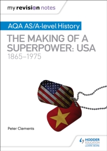 Image for The making of a superpower  : USA, 1865-1975