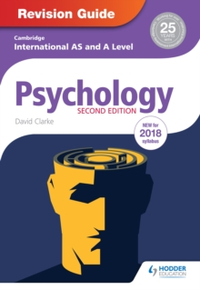 Image for Cambridge international AS and A level psychology.: (Revision guide)