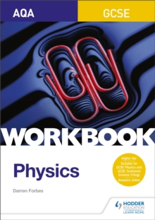 Image for AQA GCSE physics workbook