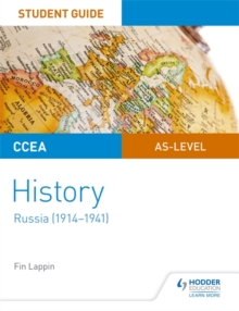 CCEA AS level history student guide: Student guide - Lappin, Fin