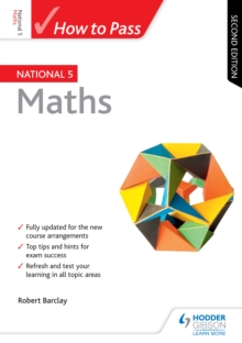 Image for How to Pass National 5 Maths: Second Edition