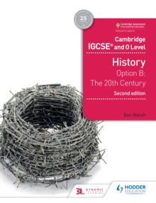 Image for Cambridge IGCSE and O level history.: (The 20th century)