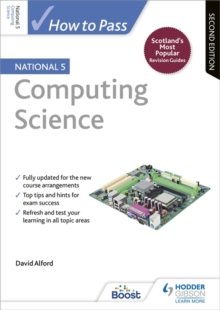 How to pass national 5 computing science - Alford, David