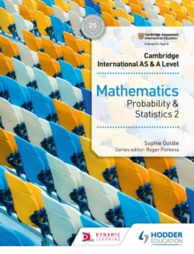 Image for Cambridge international AS & A level mathematics.