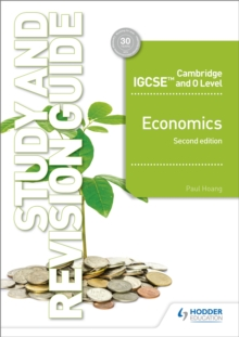 Image for Cambridge IGCSE and O level economicsStudy and revision guide